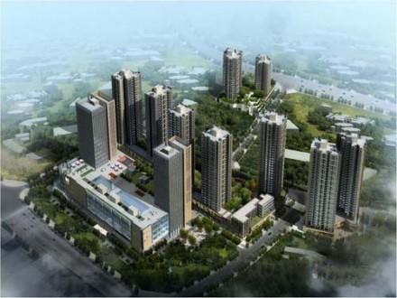 大厦 建筑 平面图 440_330