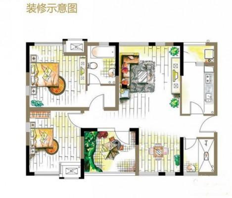 北城国际中心户型图_重庆北城国际中心户型图 - 楼市
